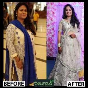 Swati Shinde transformation