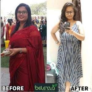 Shruti Khare's Transformation