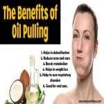 Oil pulling - A morning detox