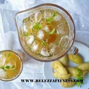 Summer Refreshment - Aam Panna