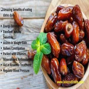 WHY DATES ARE GOOD FOR YOU?