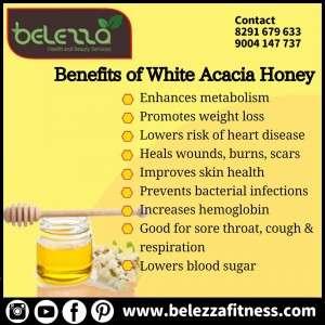 Magic syrup -- White Acacia honey