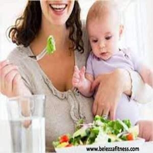 WHAT SHOULD I EAT WHILE BREAST FEEDING?