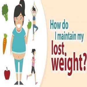 MAINTAINING YOUR WEIGHT-LOSS