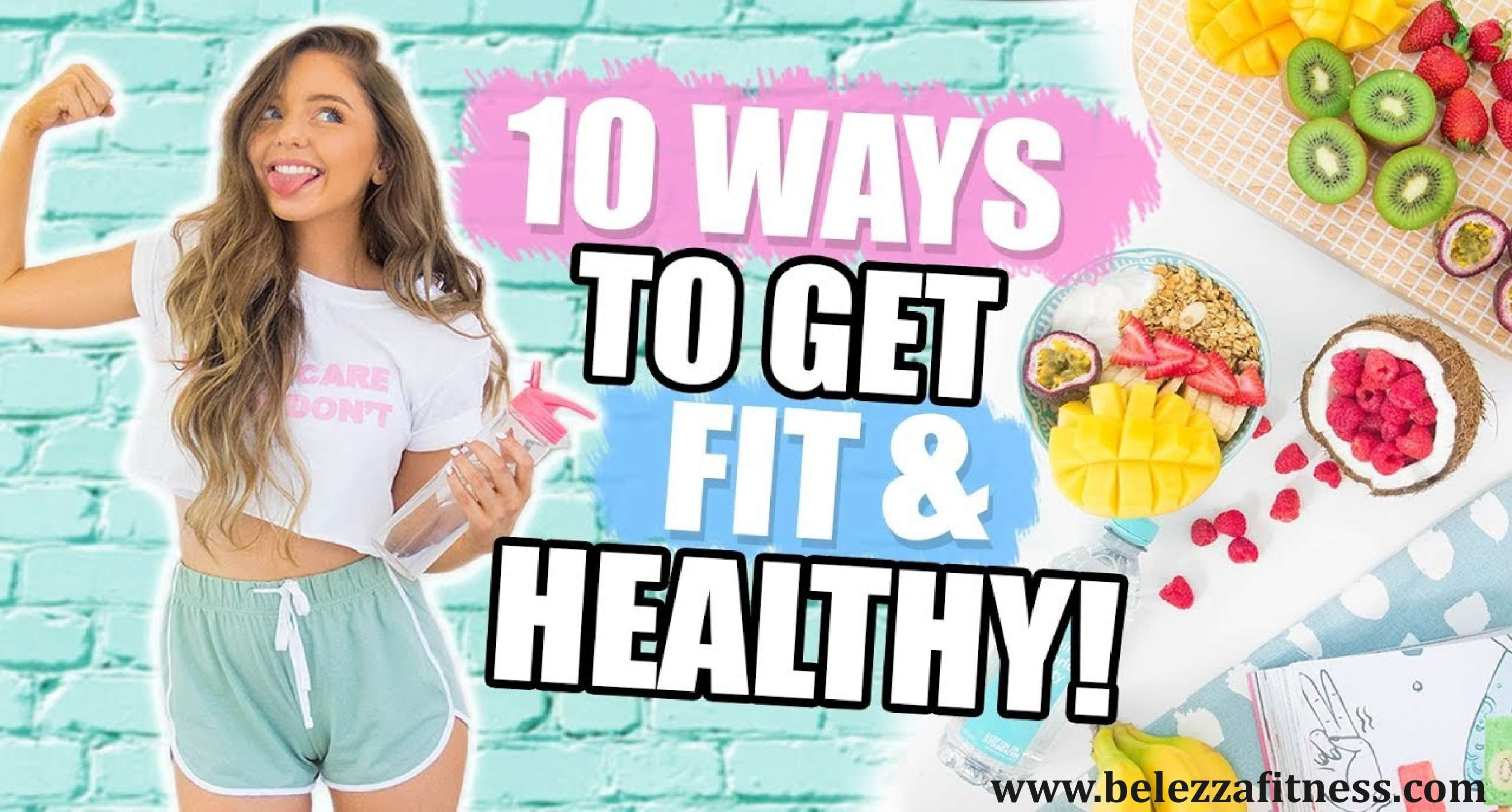 10 Lifestyle hacks for a fitter YOU!