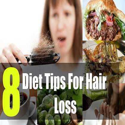 EXPERIENCING HAIR-FALL? CAN FOOD HELP?