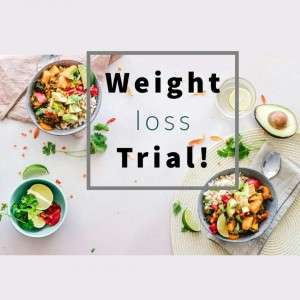 Weight loss Trial Program