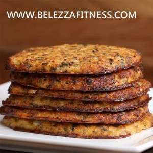Cauliflower and Zucchini Hash Browns