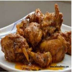 Diet chicken recipe