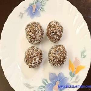 Coco Dates Laddoo