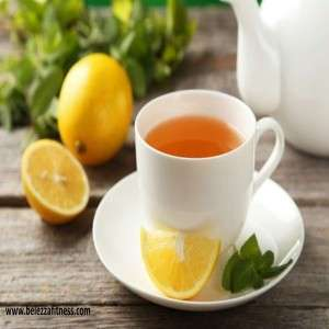 CITRUS MINT GREEN TEA
