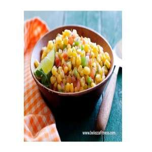 CORN AND VEGGIES SALAD