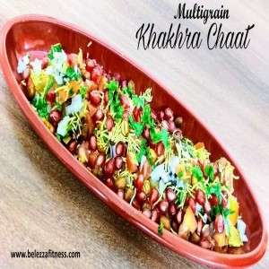 MULTIGRAIN KHAKRA CHAT