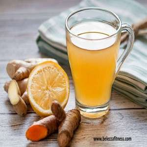 ORANGE AND GINGER DETOX