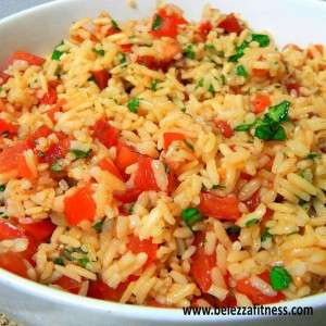 TOMATO BROWN RICE