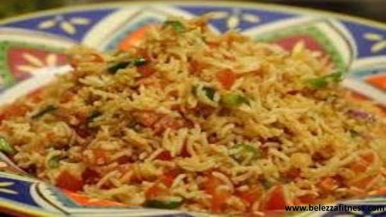Brown rice diet recipe