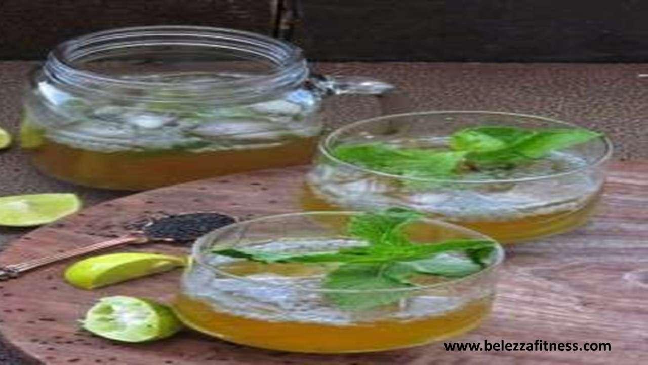 Gol Paani - A refreshing summer drink
