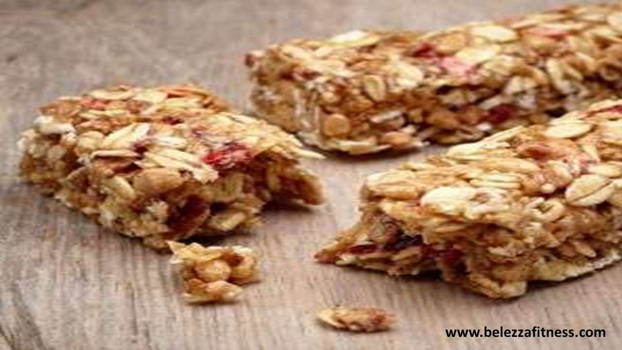 Healthy Lactation Granula Bars