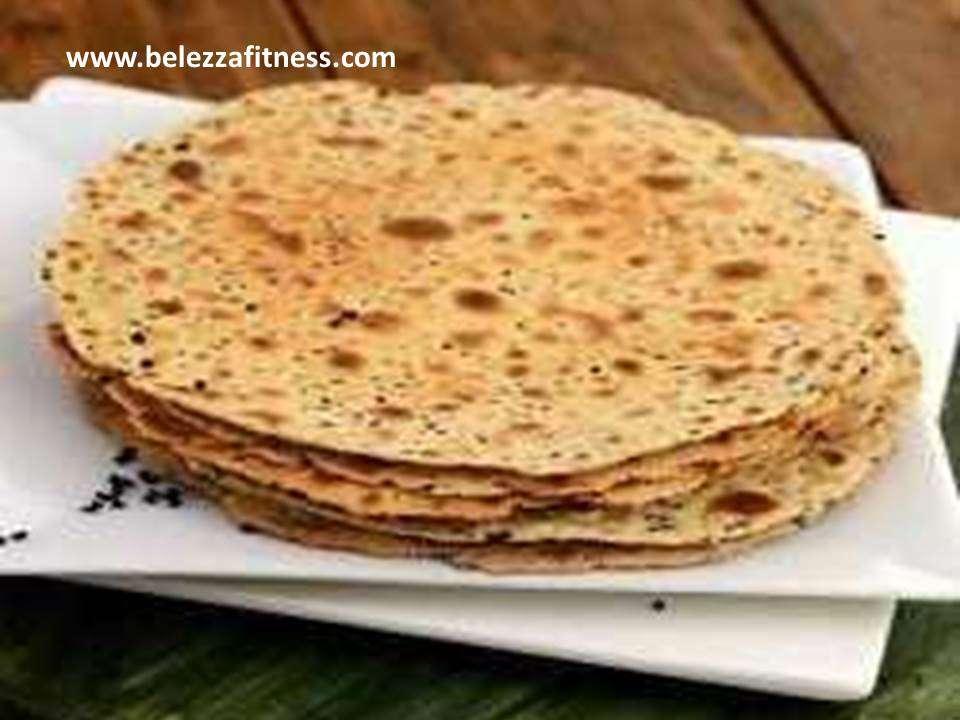 Rajgira buckwheat brown rice khakhra