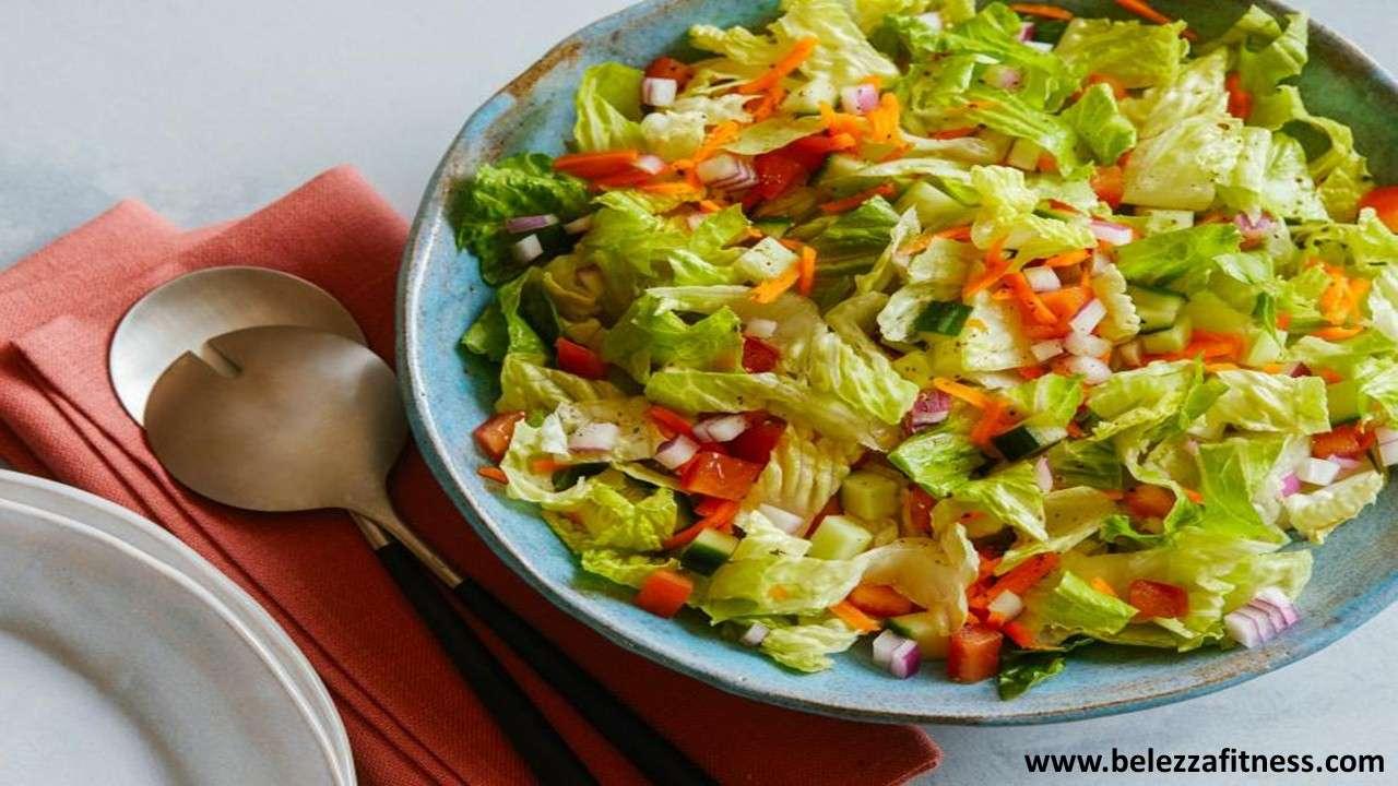 Vegetable tossed salad