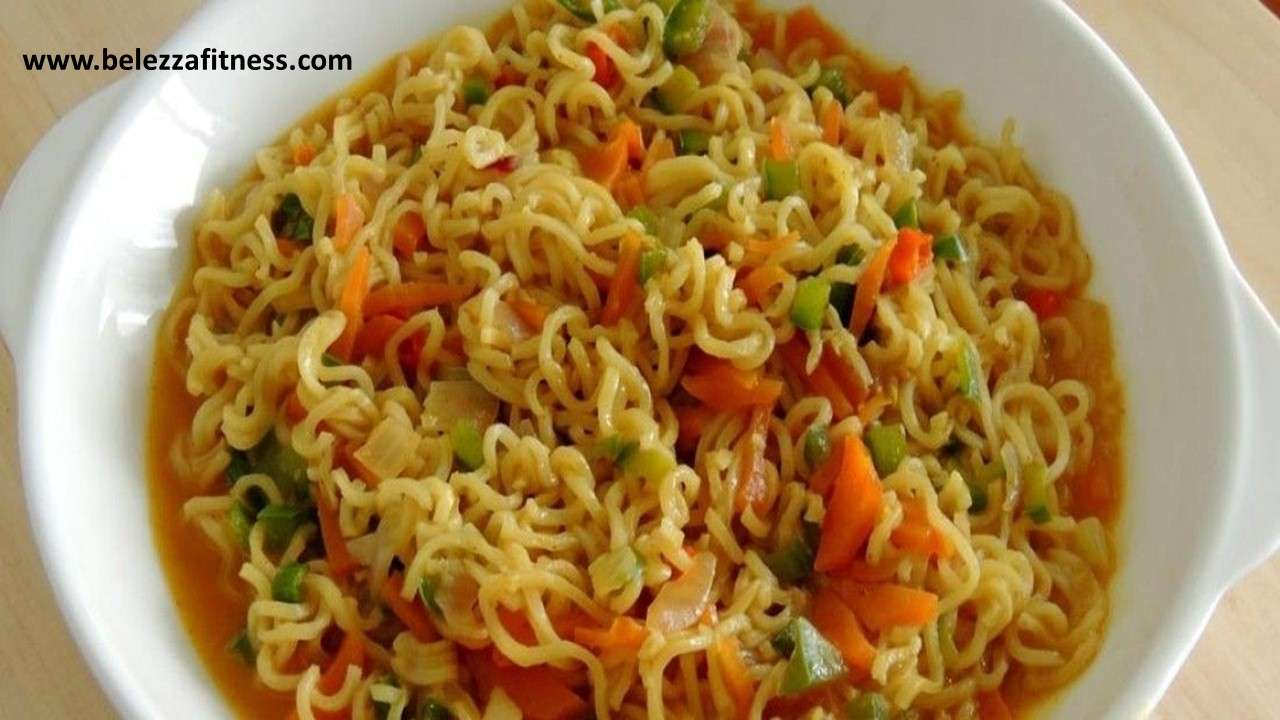 HOMEMADE HEALTHY NOODLES