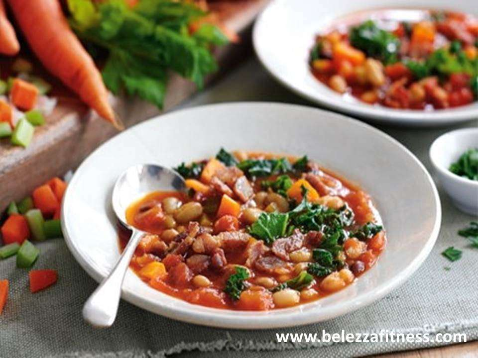 MIXED BEANS SOUP