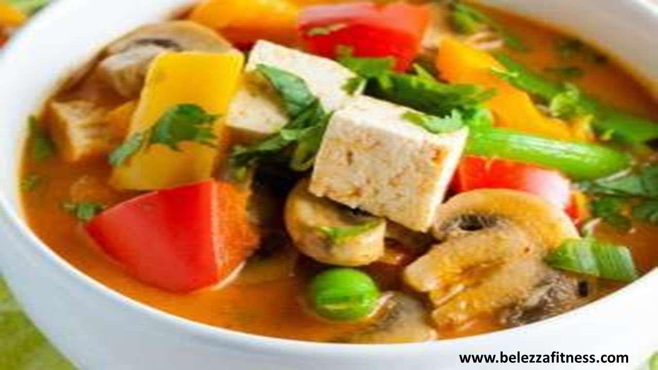 diet plan thai food