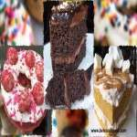 High calorie desserts