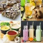 Desserts, drinks, soups and shakes